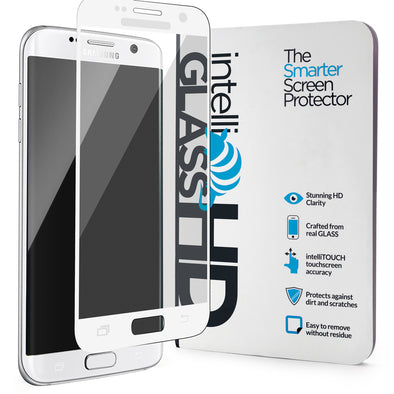 intelliGLASS HD - Samsung Galaxy S7 Edge - White