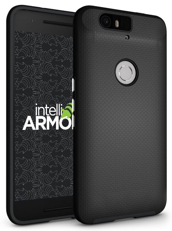 Huawei Nexus 6P Sentry Case - Black