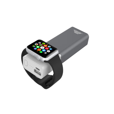Scout GO: 5200mAh Power Bank + Watch Charger