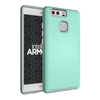 Huawei P9 Sentry Case - Aqua/Gray