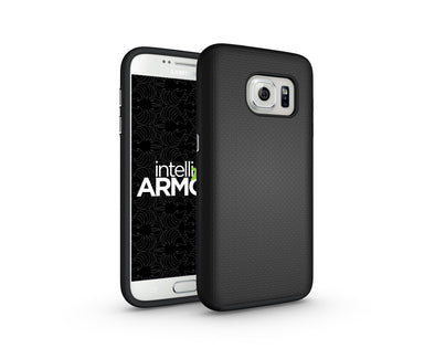 Samsung Galaxy S7 Sentry Case - Black