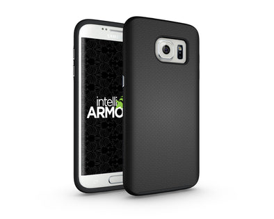 Samsung Galaxy S7 Edge Sentry Case - Black