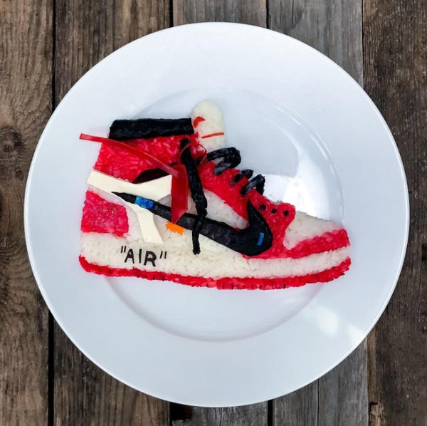 Air Jordan 1 Retro Off White Chicago - Ro Print