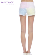 Load image into Gallery viewer, Pastel Tie Dye Shorts