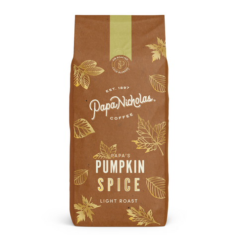 Ground, 12 Ounce Pumpkin Spice