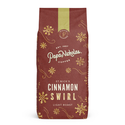 Ground, 12 Ounce St. Nick's Cinnamon Swirl