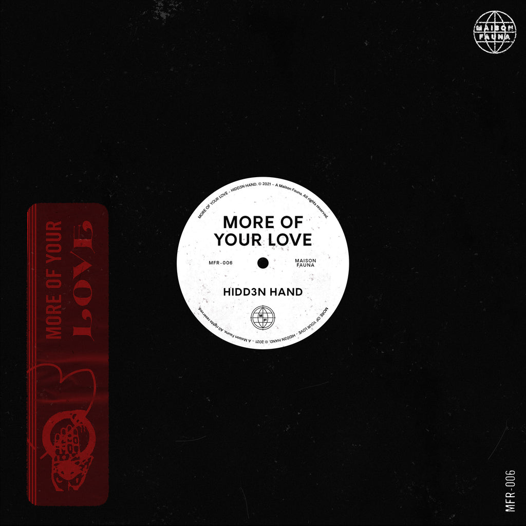 HIDD3N HAND - More of Your Love