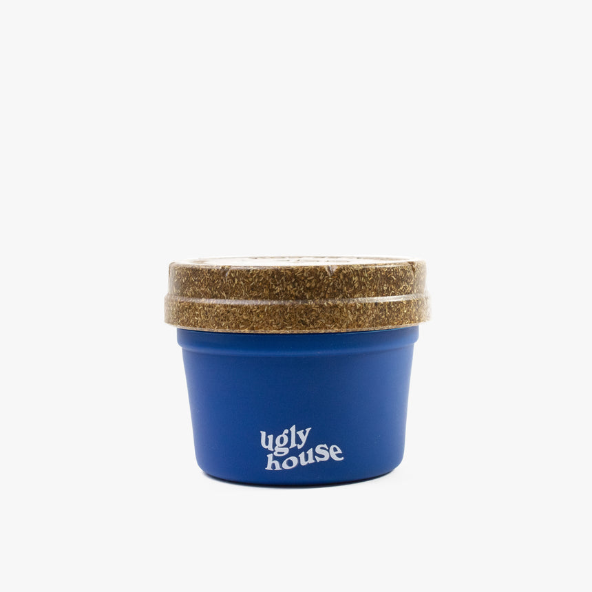 4 oz. Restash Jar- Dark Blue
