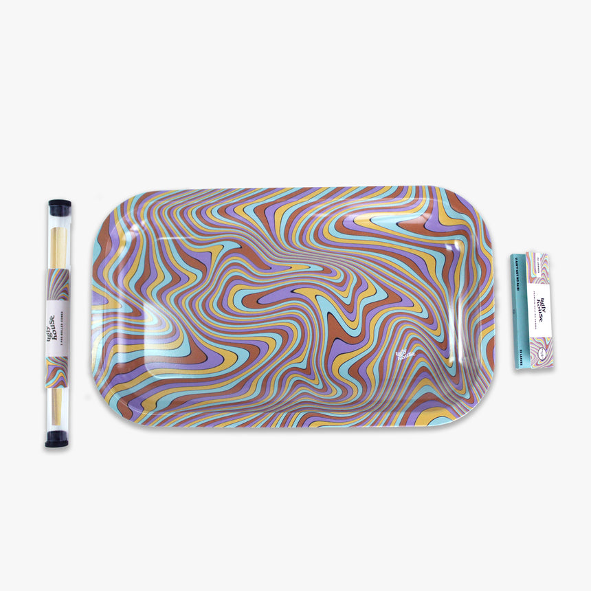 Rolling Tray Bundle — Blazed (6pc)