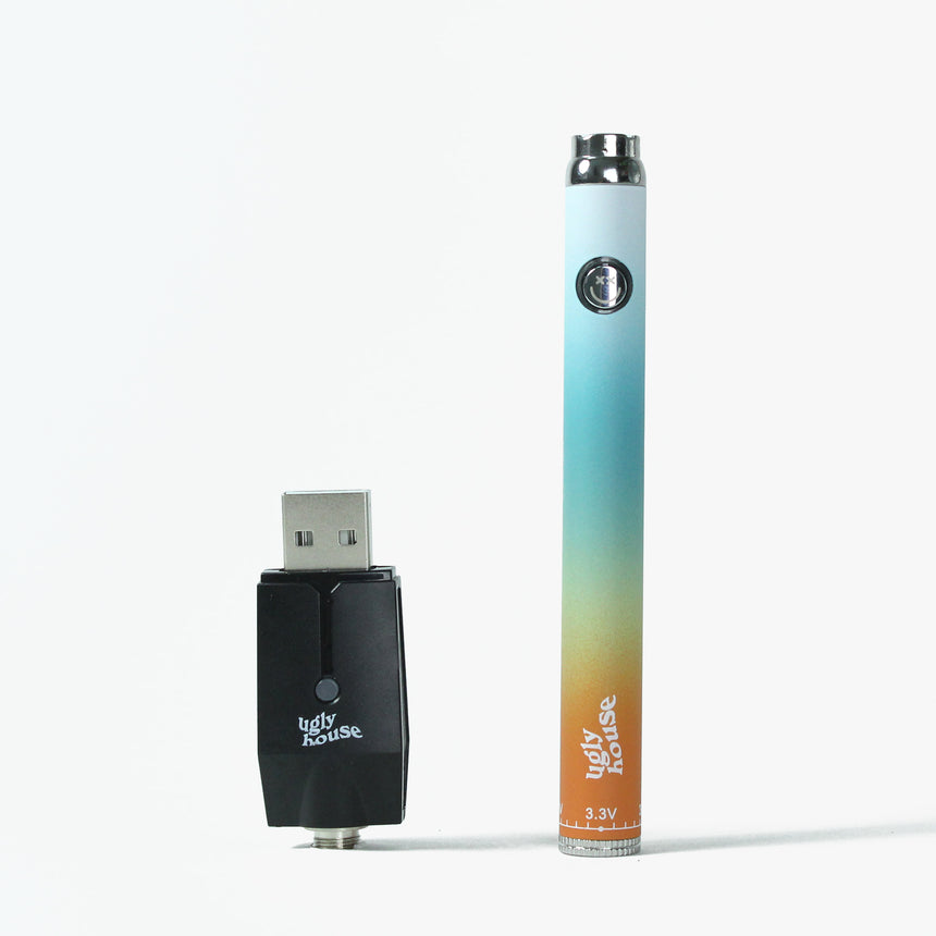 Slim Twist Battery — Coral Reef