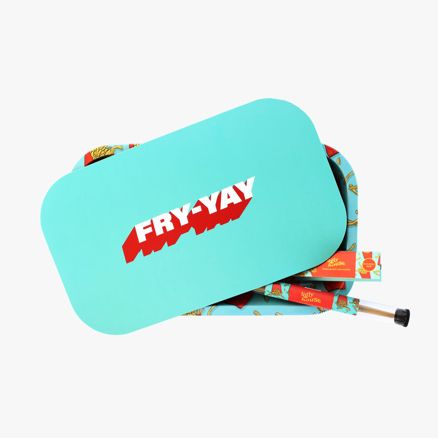 Rolling Tray Bundle — Fry-yay (6pc)