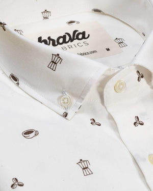 Camisa Roasted morning BRAVA