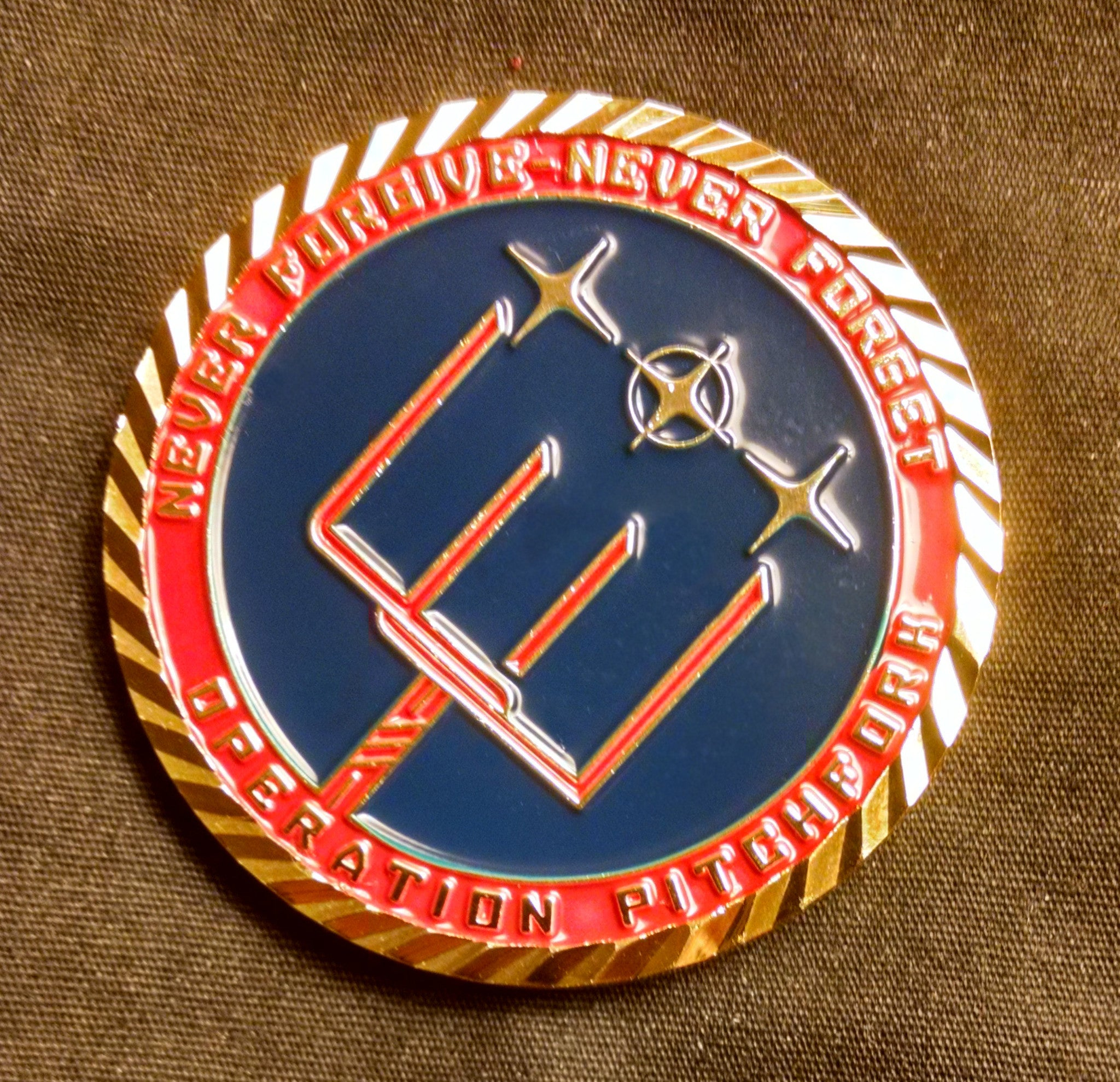 OPPF Challenge Coin