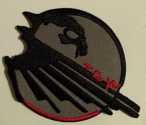 Grave Walkers Patch