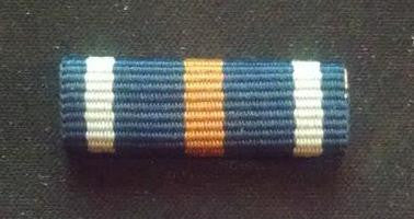 Naval Training Ribbon