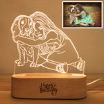 Personalized Custom Photo 3D Night Lamp - https://www.portraitsz.com/