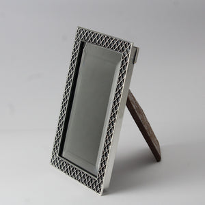 Santa Croce - 'Filigrana' mirror or picture frame - handmade by Maser Artisan Massimiliano