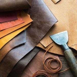 Get a Quote for leather Personalisation by 24K Gold or Fire