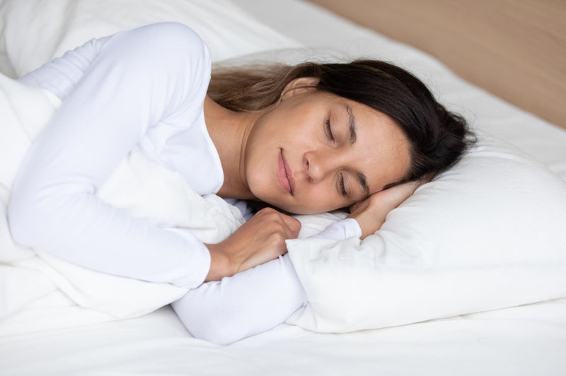 How to Sleep on a Memory Foam Pillow