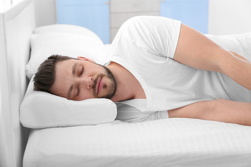 What is a Contour Memory Foam Pillow?
