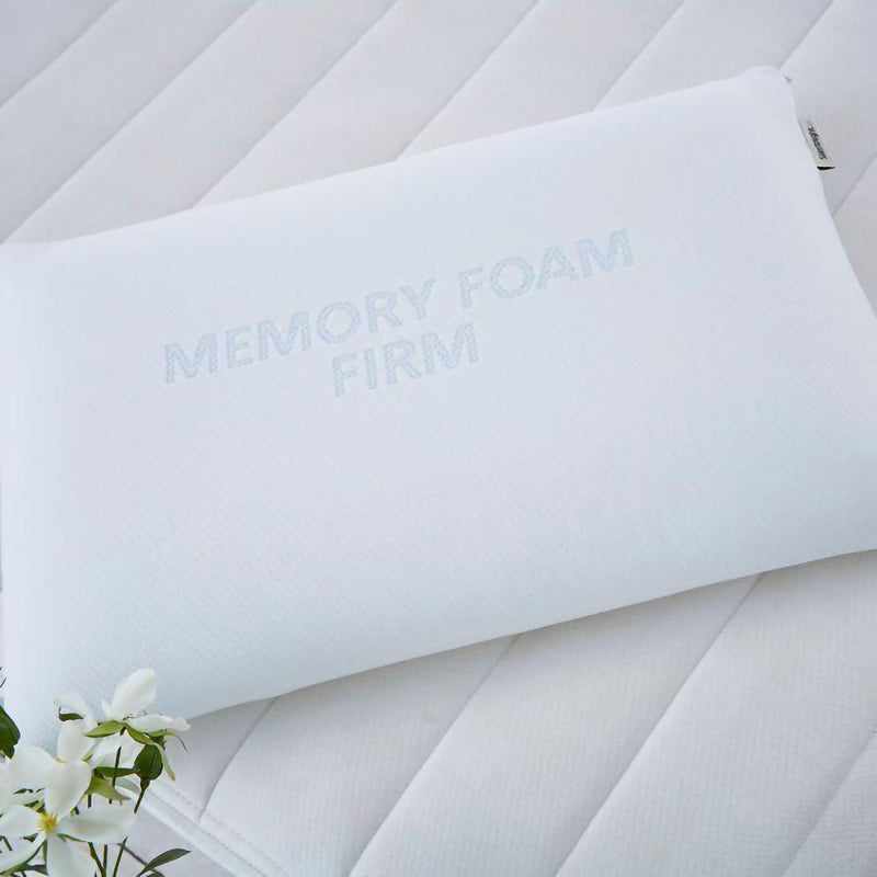 Silentnight Memory Foam Pillow - Firm