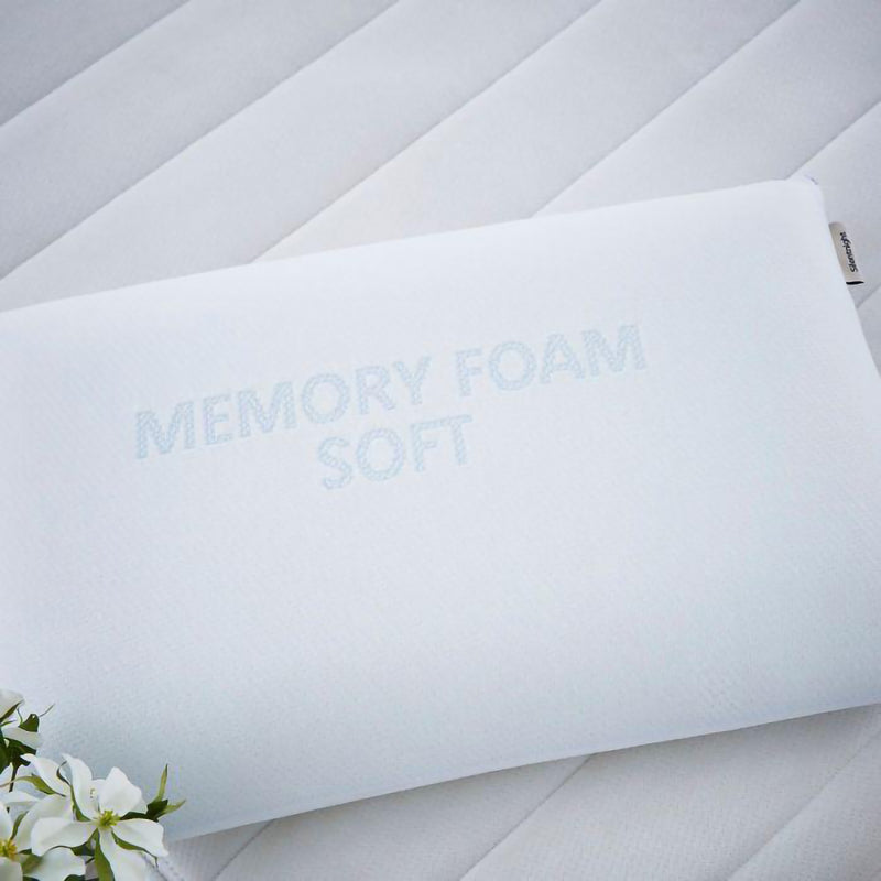 Silentnight Memory Foam Pillow - Soft