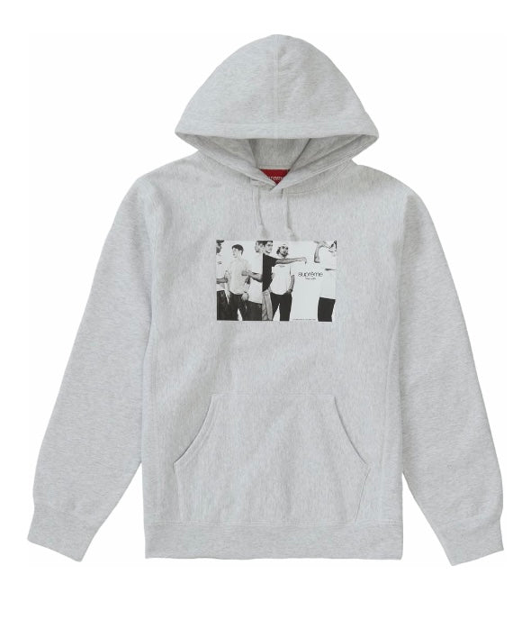 Supreme Classic Ad Hooded Sweatshirt