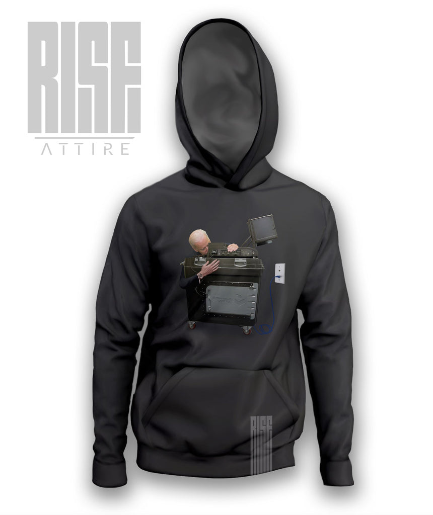 Smells Like Victory DARK Hoodie - Rise Attire