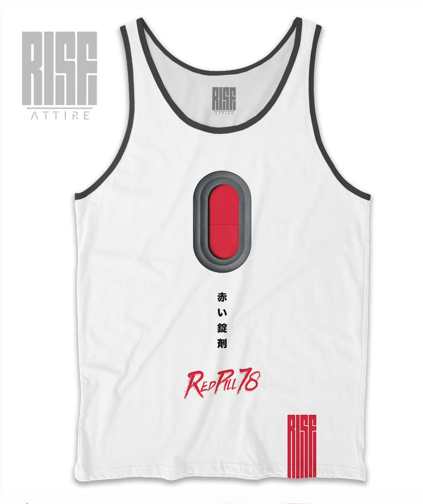 Redpill Shogun LIGHT Men's Tank - Rise Attire