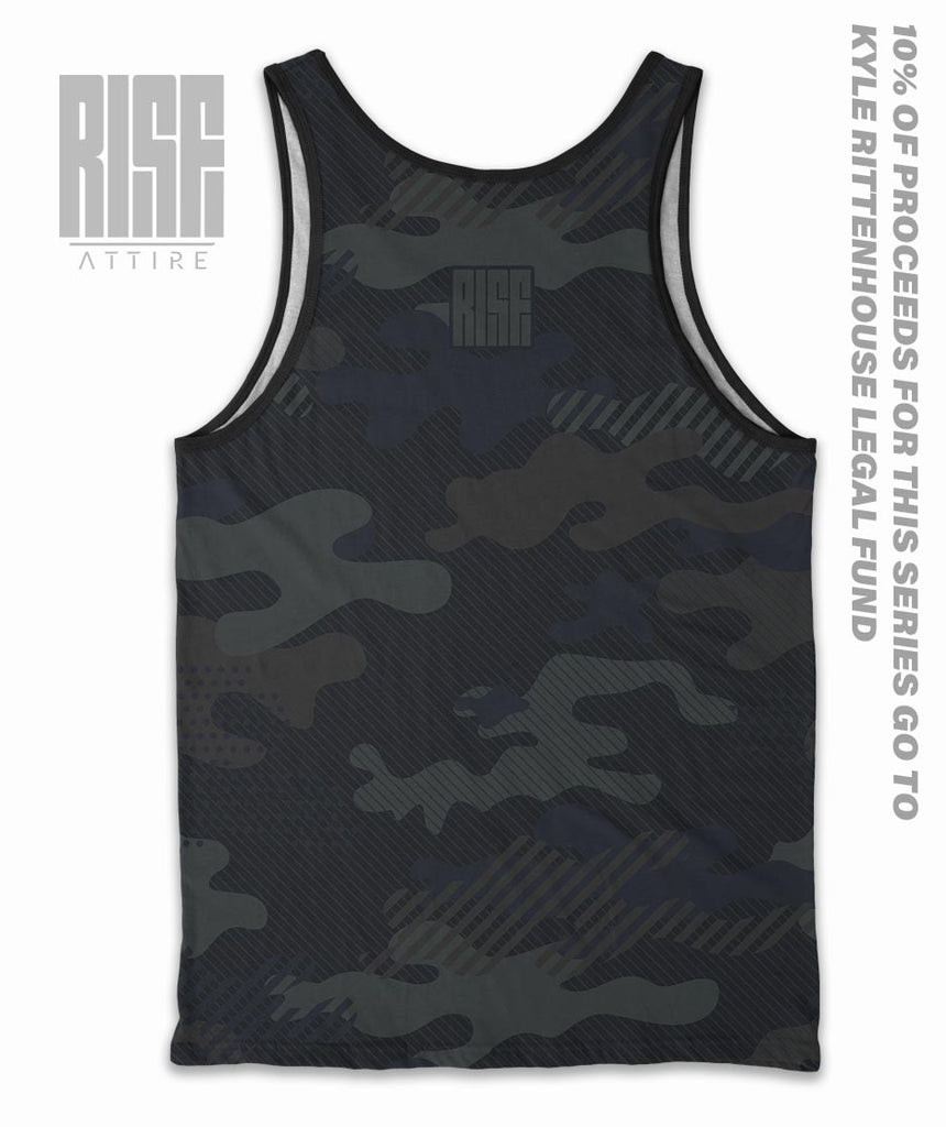 Guile Rittenhouse Mens Tank - Rise Attire