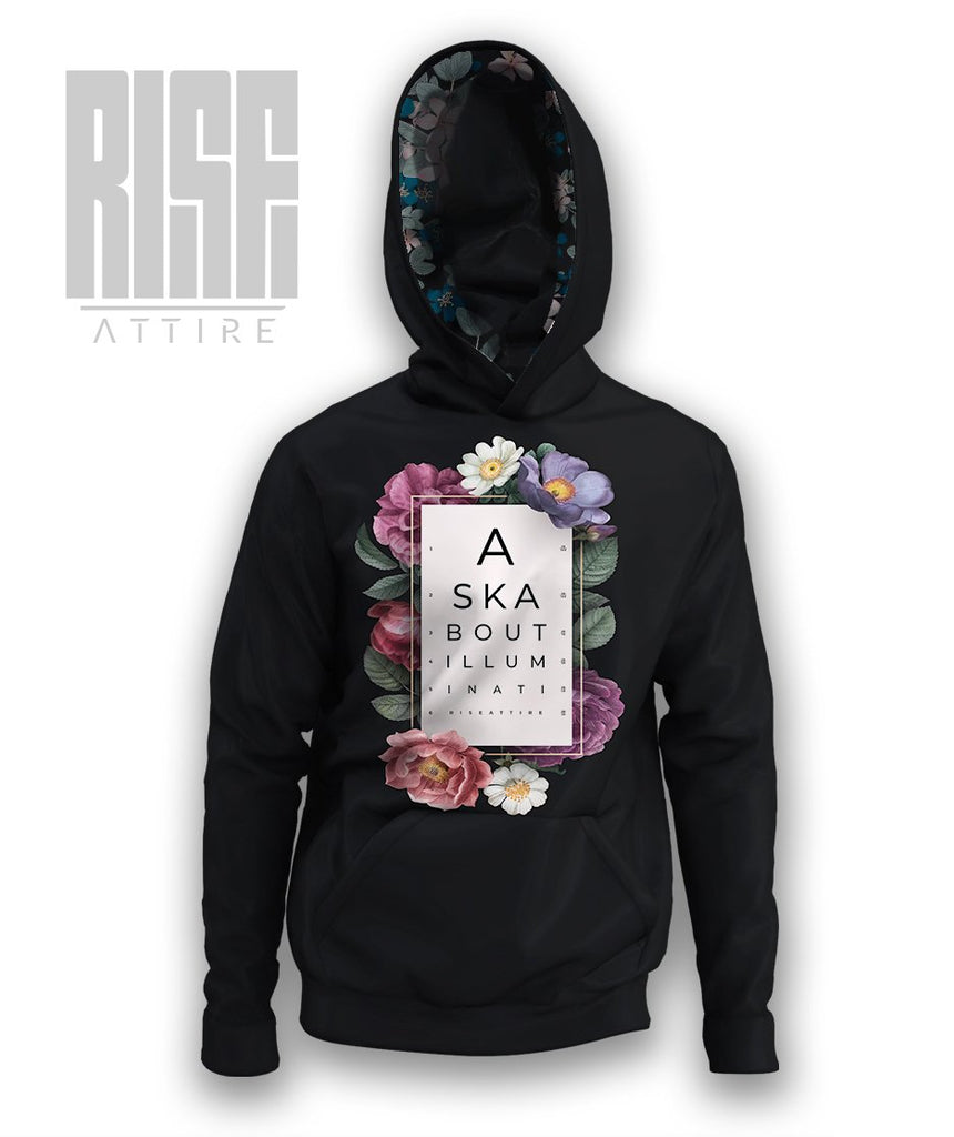 Ask and Ye Shall Receive [Unisex] Hoodie - Rise Attire