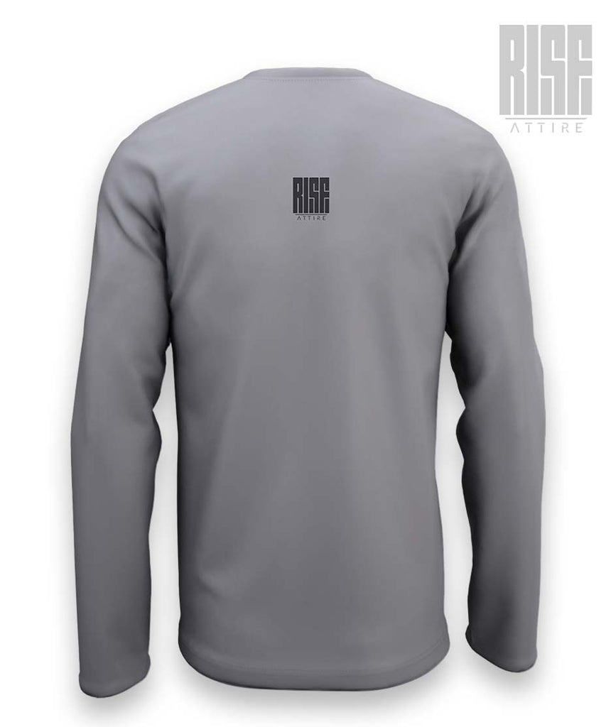 Smells Like Victory LIGHT Long Sleeve Tee - Rise Attire
