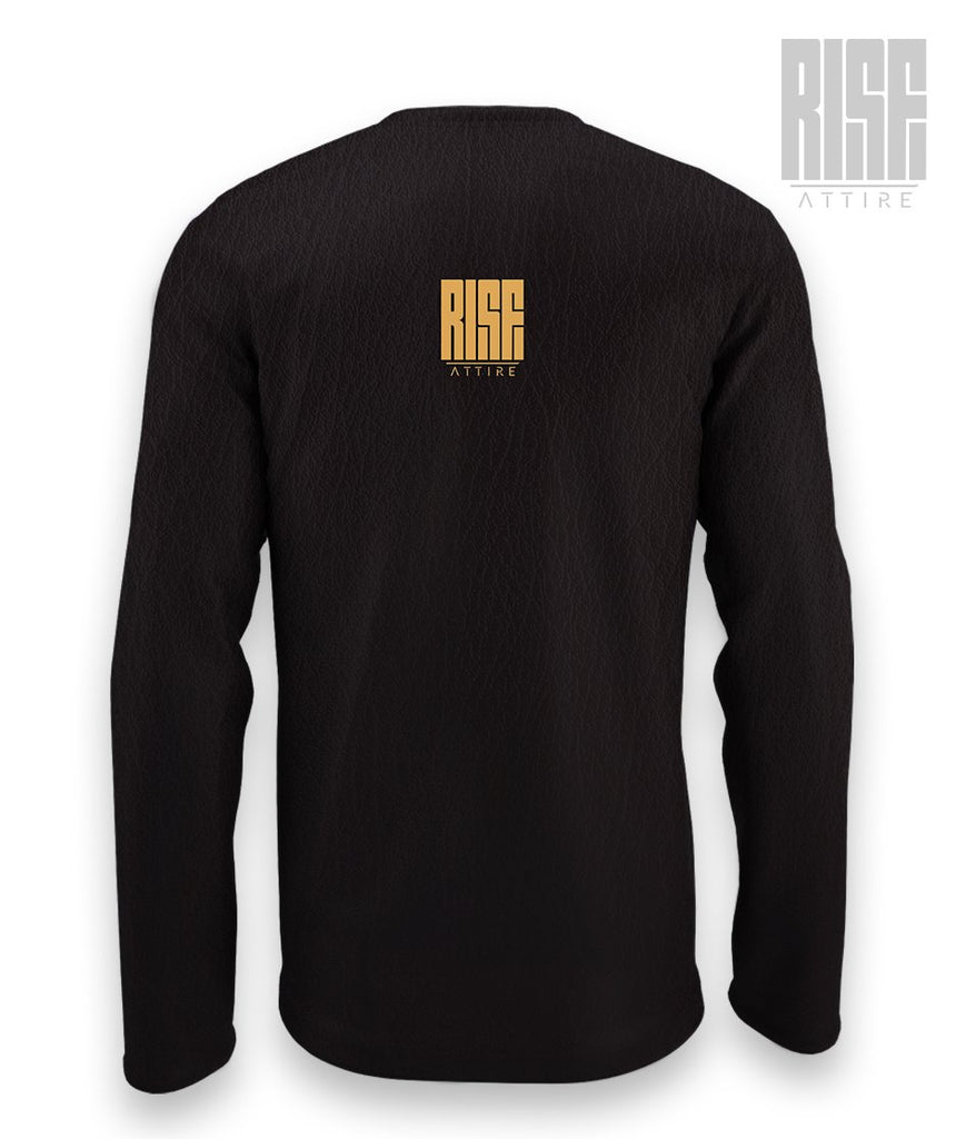 BLM Unisex Long Sleeve Tee - Rise Attire