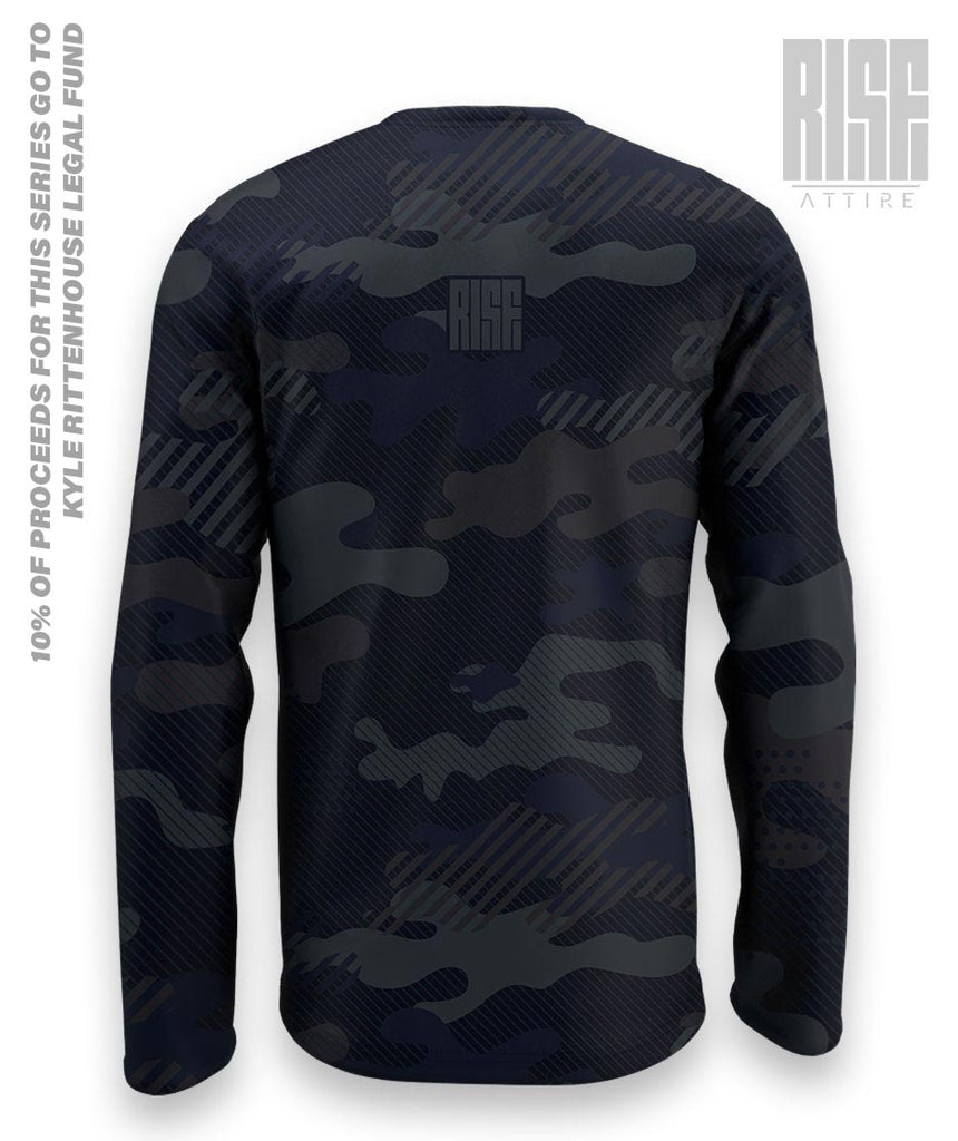 Guile Rittenhouse Long Sleeve Tee - Rise Attire