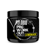 PRO BLEND PRE-WORKOUT, LEMONADE