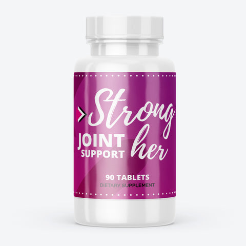 STRONG HER JOINT SUPPORT, 90 Tablets
