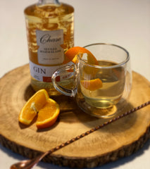 Hot Gin Toddy Recipe with Chase Seville Orange Gin