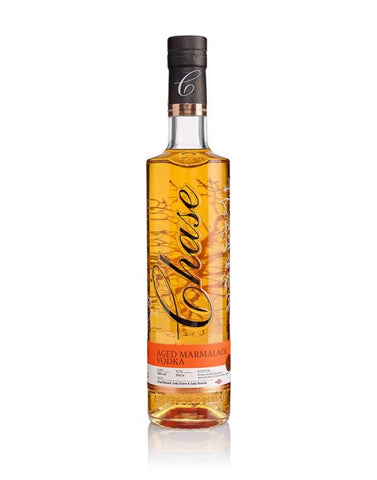Chase Aged Marmalade Vodka 70cl Vodka Chase Distillery