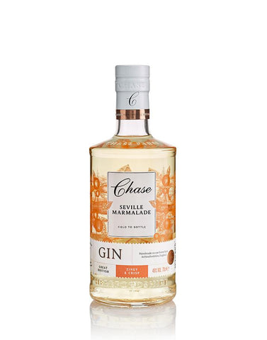 Chase Seville Orange Marmalade Gin 70cl Gin Chase Distillery