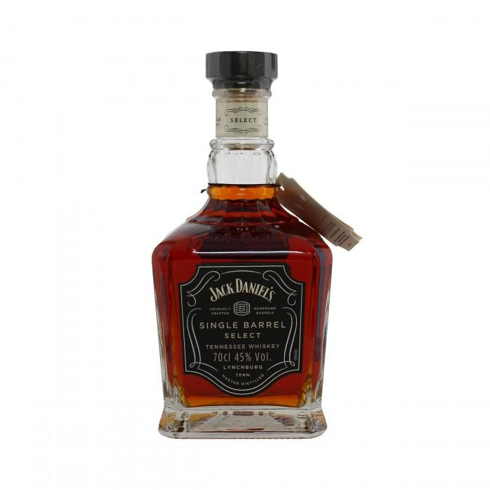 Jack Daniels Single Barrel Select Tennessee Whiskey 70cl Whisky Jack Daniels
