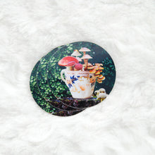 Load image into Gallery viewer, Mushroom Tea Sticker