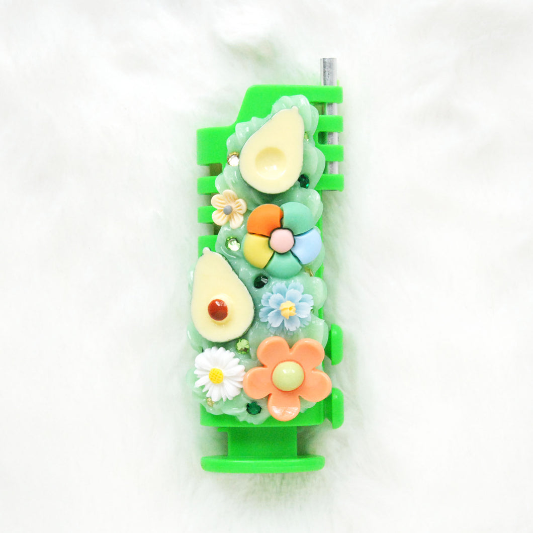 Avocadope Lighter Case