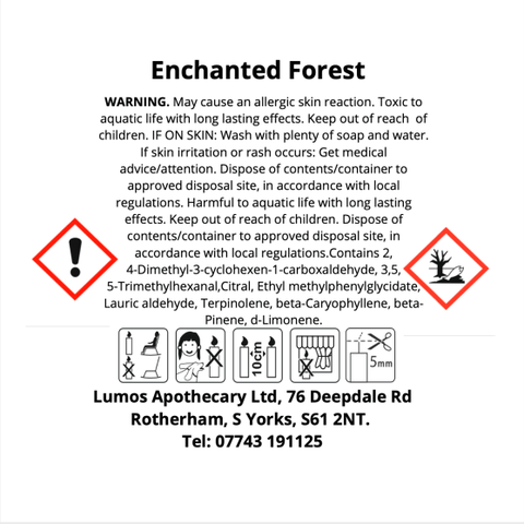 Enchanted Forest CLP