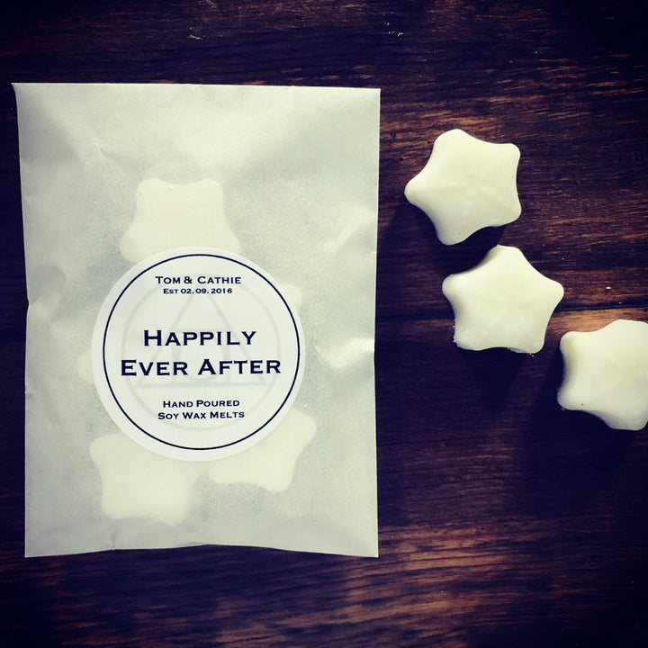 Wedding Favour Wax Melts
