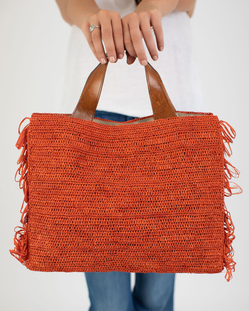 Load image into Gallery viewer, Onja Bag in Orange