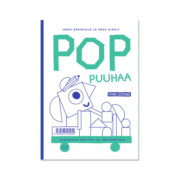 Pop puuhaa – Pop Doodles