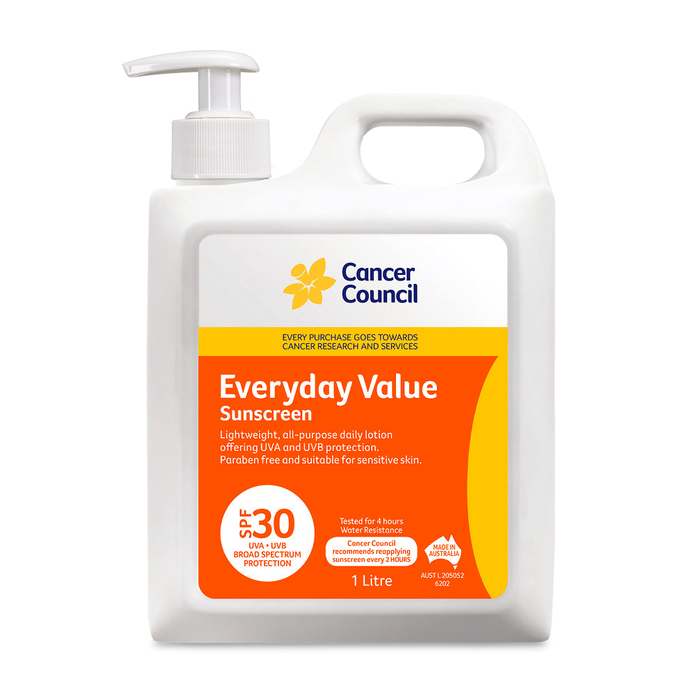 Everyday Sunscreen SPF30