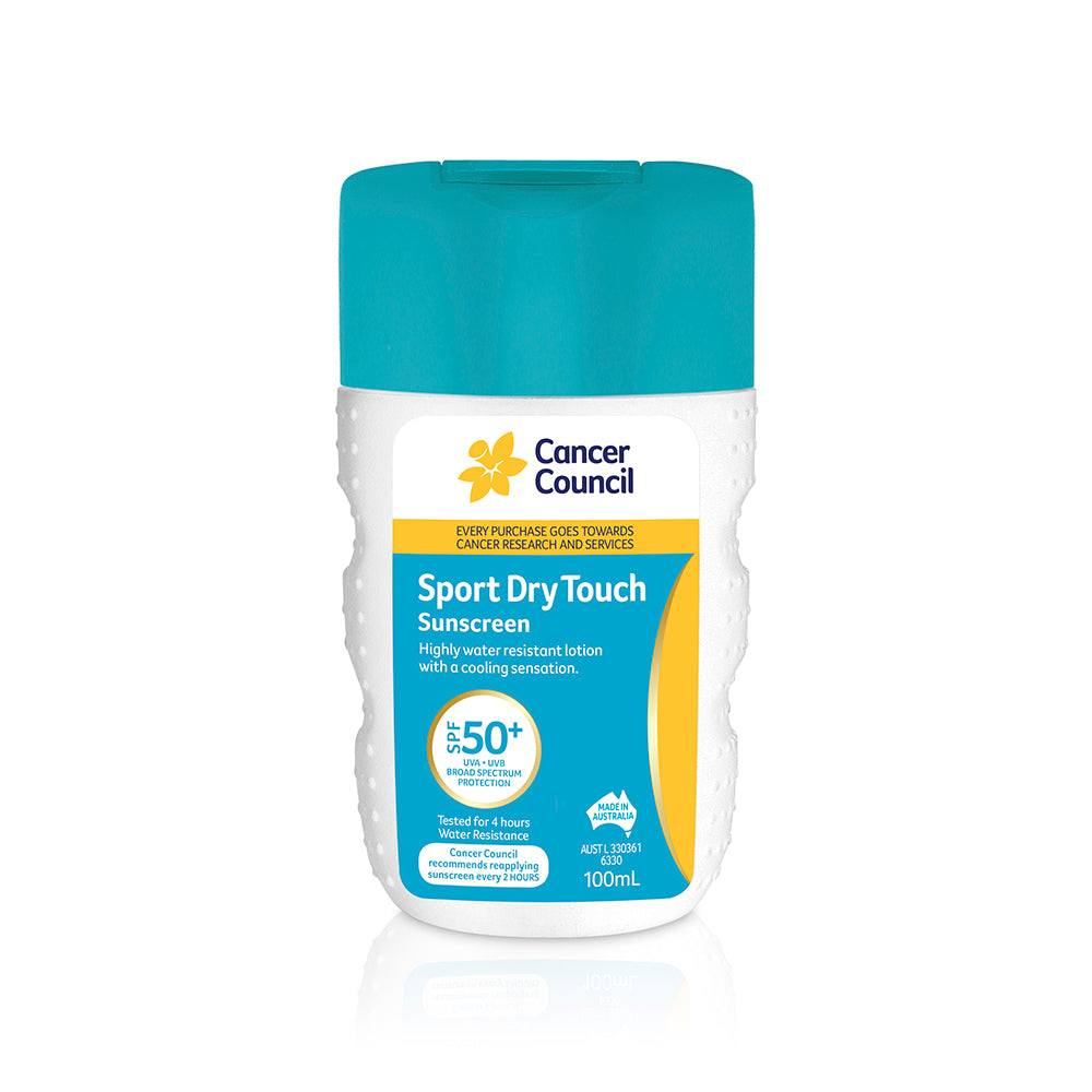 Sport Dry Touch Sunscreen SPF50+ 100ml