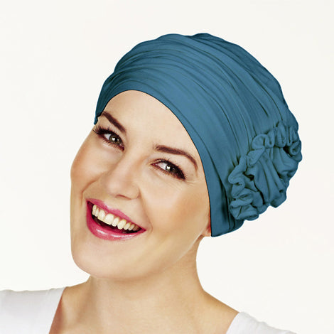 Christine Lotus Turban