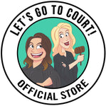 Let's Go To Court Podcast Merch